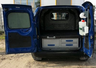 Zabudowa Aut Dostawczych Busow Samochodow Uzytkowych Pojazdow