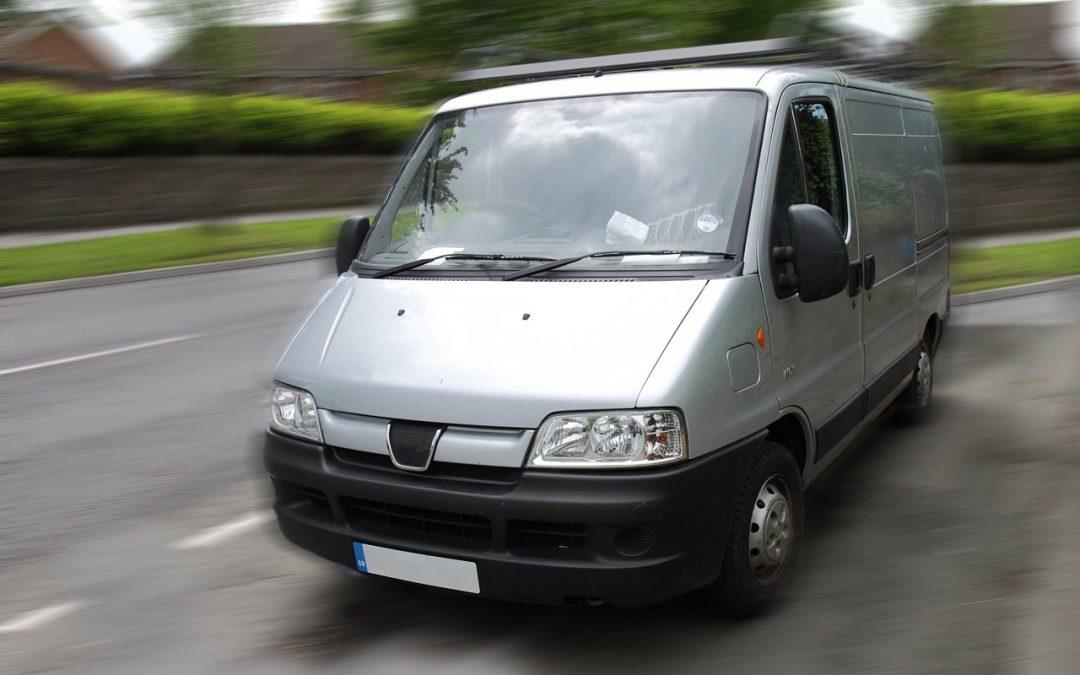 Zabudowa samochodów dostawczych