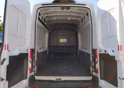 Ford Transit L4H3 2020 Brygadówka _1_ SAMOCHÓD PRZED ZABUDOWĄ